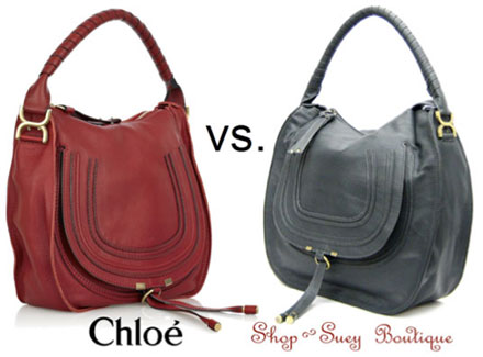chloe bag online - Knock-off Report: Chlo�� Marcie Small Hobo