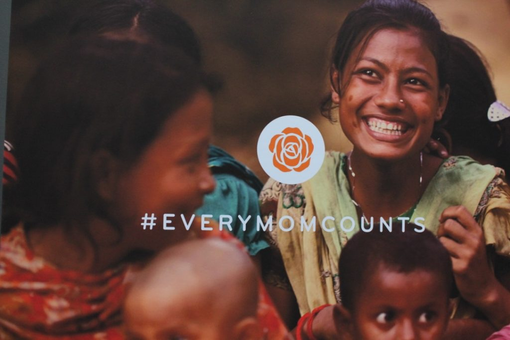 Every mom counts